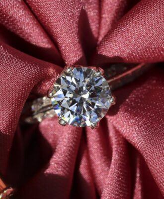 How to choose a diamond ring?